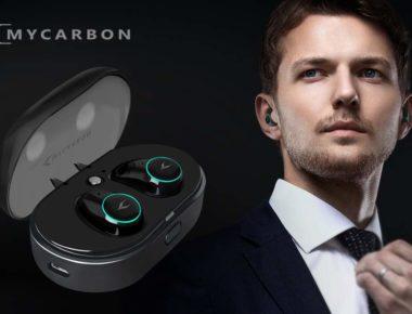Auriculares inalámbricos MYCARBON, ¿los mejores del mercado en 2018?